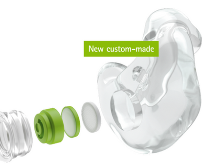 Serenity Choice- the Premium Solution for hearing protection.