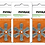 Thumbnail: Phonak Batteries