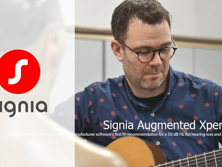 Signia Augmented Xperience (AX)