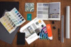 Etapes de réalisation d'un projet d'architecture intérieure Bordeaux, palette coloris, nuances, couleurs, nuanciers, travail d'un architecte d'intérieur, travail d'une décoratrice, organisation, coloris, décoration, détails