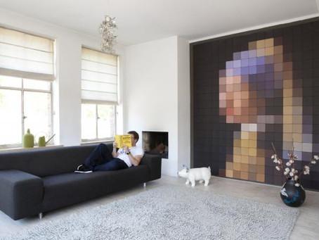 De l'art sur vos murs !