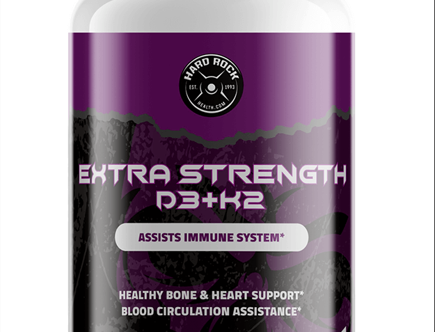 D3+K2 Extra Strength