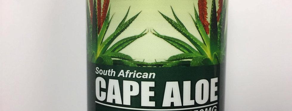 South African Cape Aloe Colon Cleanse