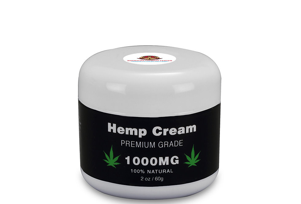 AFC Hemp Seed Moisturizing Oil - Premium Grade - 100% Organic - 1 Fl. Oz.