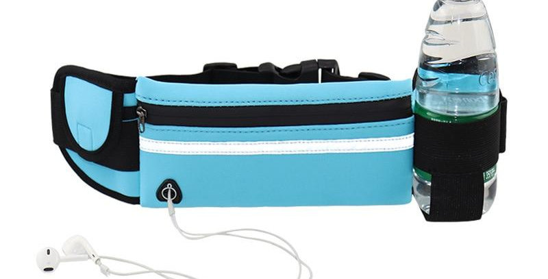 Travel Multifunctional Sports Pocket Mini Fanny Pack for Men and Women