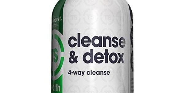 Cleanse and Detox (42ct) - Top Secret Nutrition