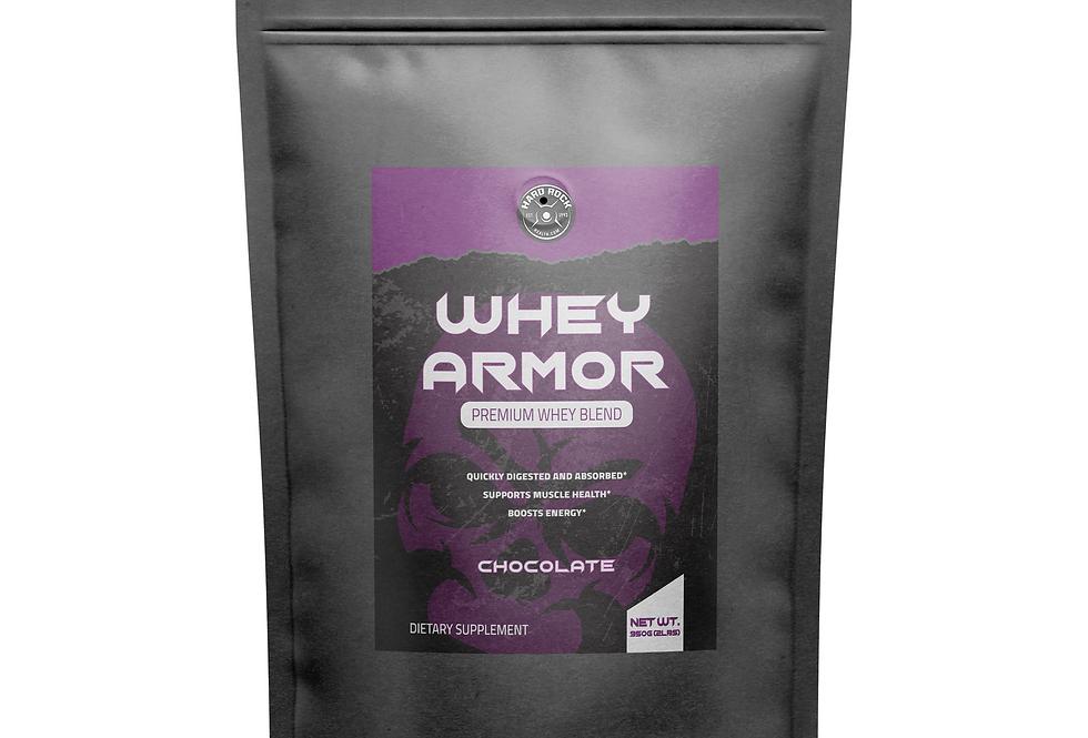 Hard Rock Health® Whey Armour  2LB Chocolate