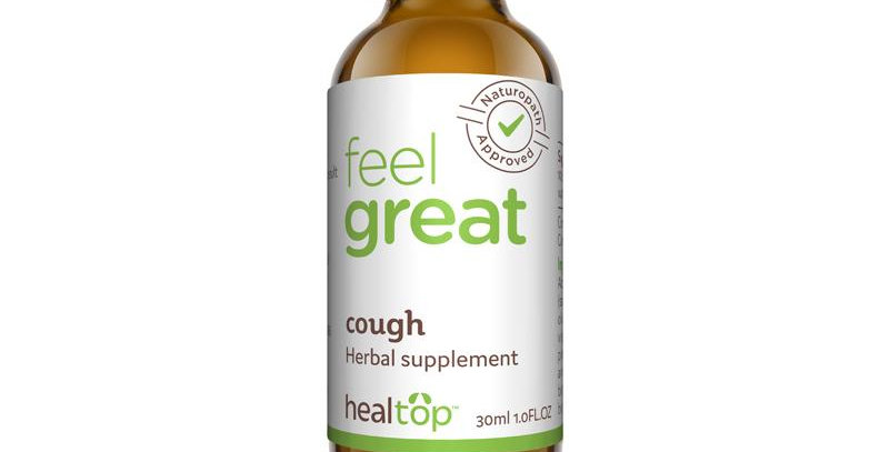 Cough - Natural Supplement
