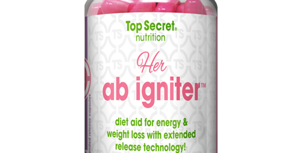 Her AB Igniter 90ct.