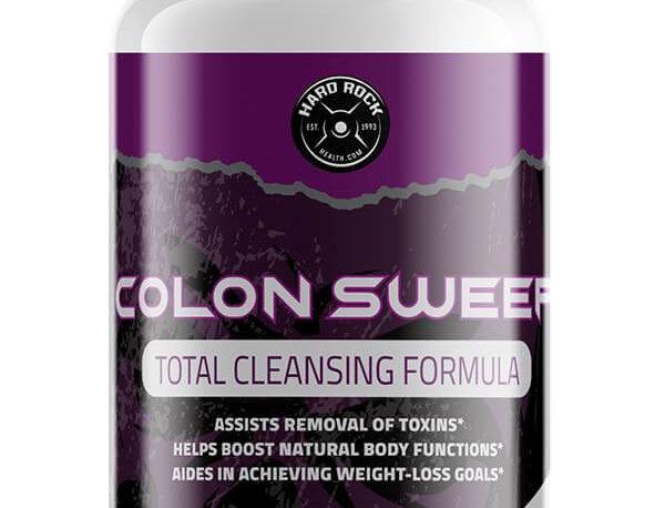 Hard Rock Health® Colon Sweep