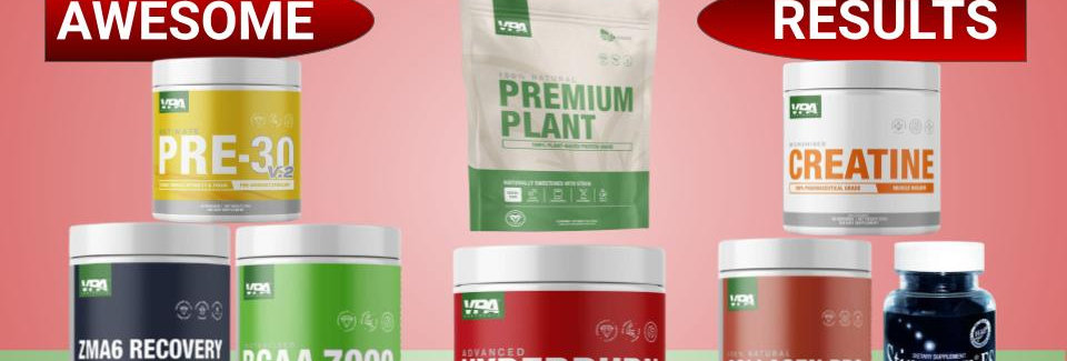 AFC Pro Men's Fat Loss Bundle - Awesome Results