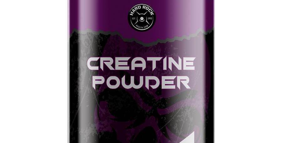Hard Rock Health® Creatine Powder