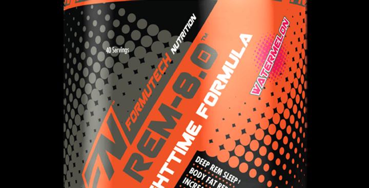 Formutech Nutrition REM 8.0 - Night Time Formula
