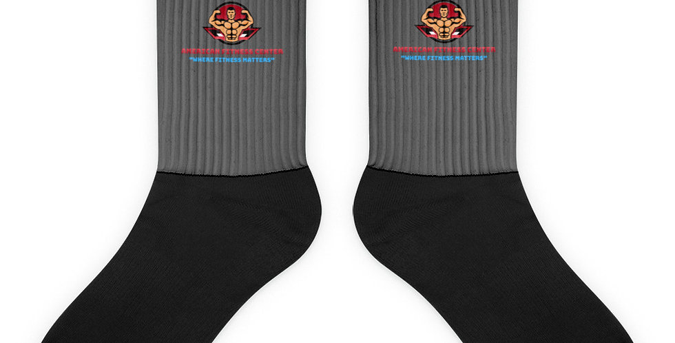 AFC Pro Unisex Workout Socks
