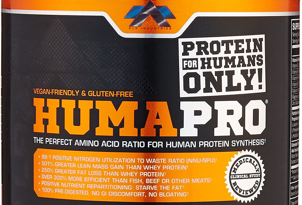 Humapro Tablets - Muscle Builder
