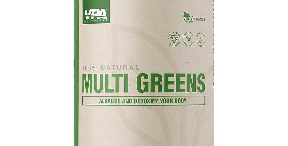 VPA Australia - Multi Greens