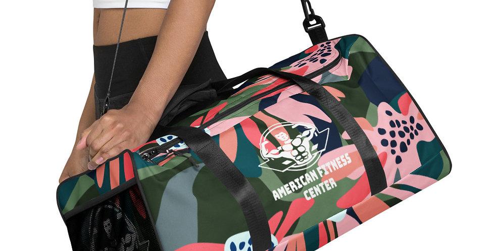 AFC Pro Women's Gym Motivation Duffle bag