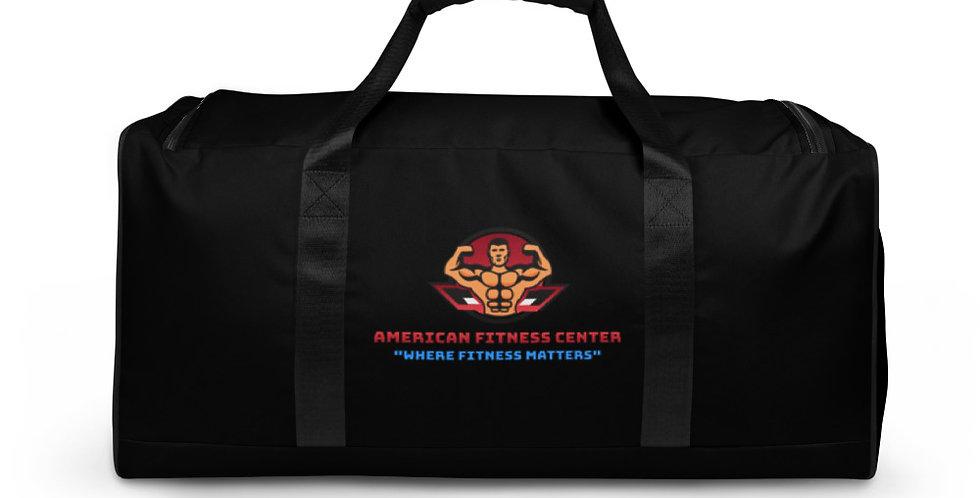 AFC Pro FIT Gym Duffle Bag