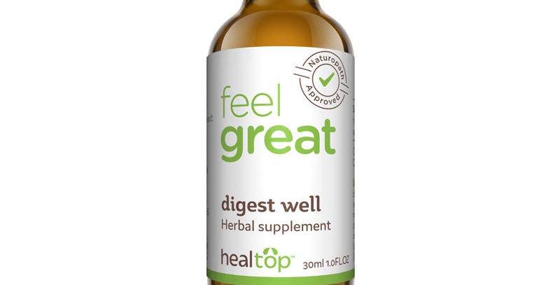 Digest Well - Natural Supplement