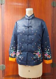 Bespoke Tailored TangZhuang 唐裝 by Henry Tsang