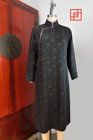 Bespoke Tailored Qipao Cheongsam for Her 長衫旗袍 by Henry Tsang