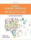 Phonemic Awareness, Phonics and Word Ana