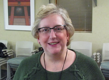 What We're Thankful For - Beth Nienow