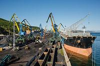 Экспедирование в порту и морской фрахт в Ростове