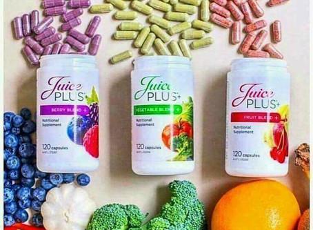 Juice Plus+ Benefits!