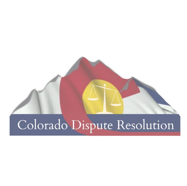 Logo Design Colorado Dispute Resolution.