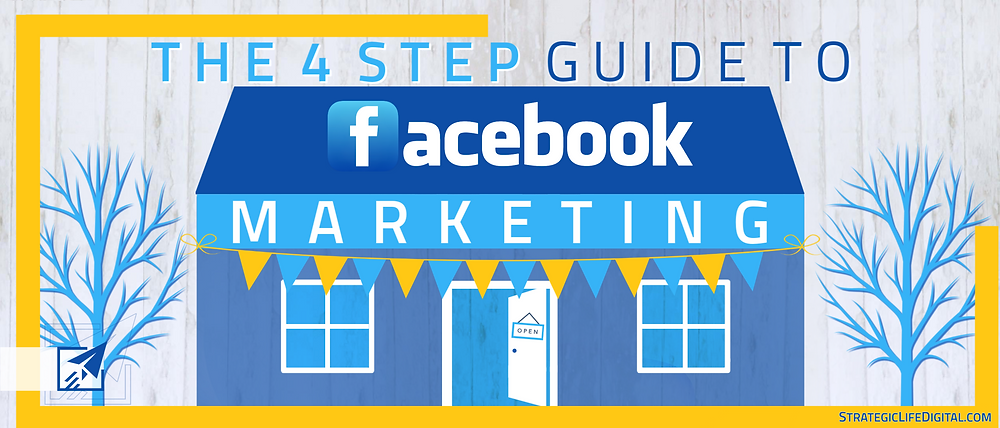 The 4 Step Guide to Facebook Marketing