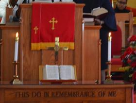 150th Church Anniversary Services