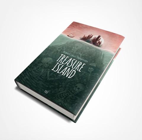 Treasure Island - mockup