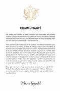 Projet Communauté