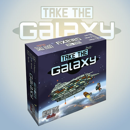 Take The Galaxy - 1st Edition