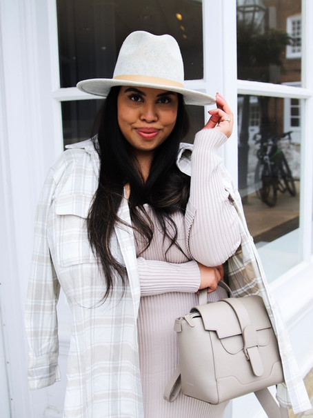 Transitional Styling Tip: How To Style A Shacket for Spring