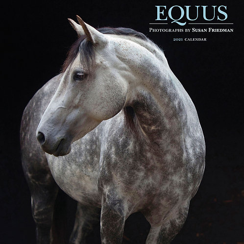 Equus: 2021 Wall Calendar Free With $25 Plus Donation