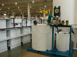 Waste water treatment & pH adjust