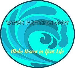 Wave Psych Paid Logo Smaller Circle Tran