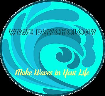 Wave Psych Paid Logo Smaller Circle Tran