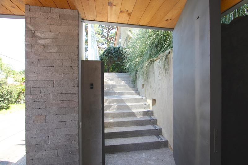 Garage entrada
