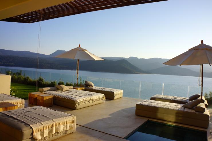 Vista Lago Terraza