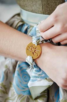 Amulett-Armband