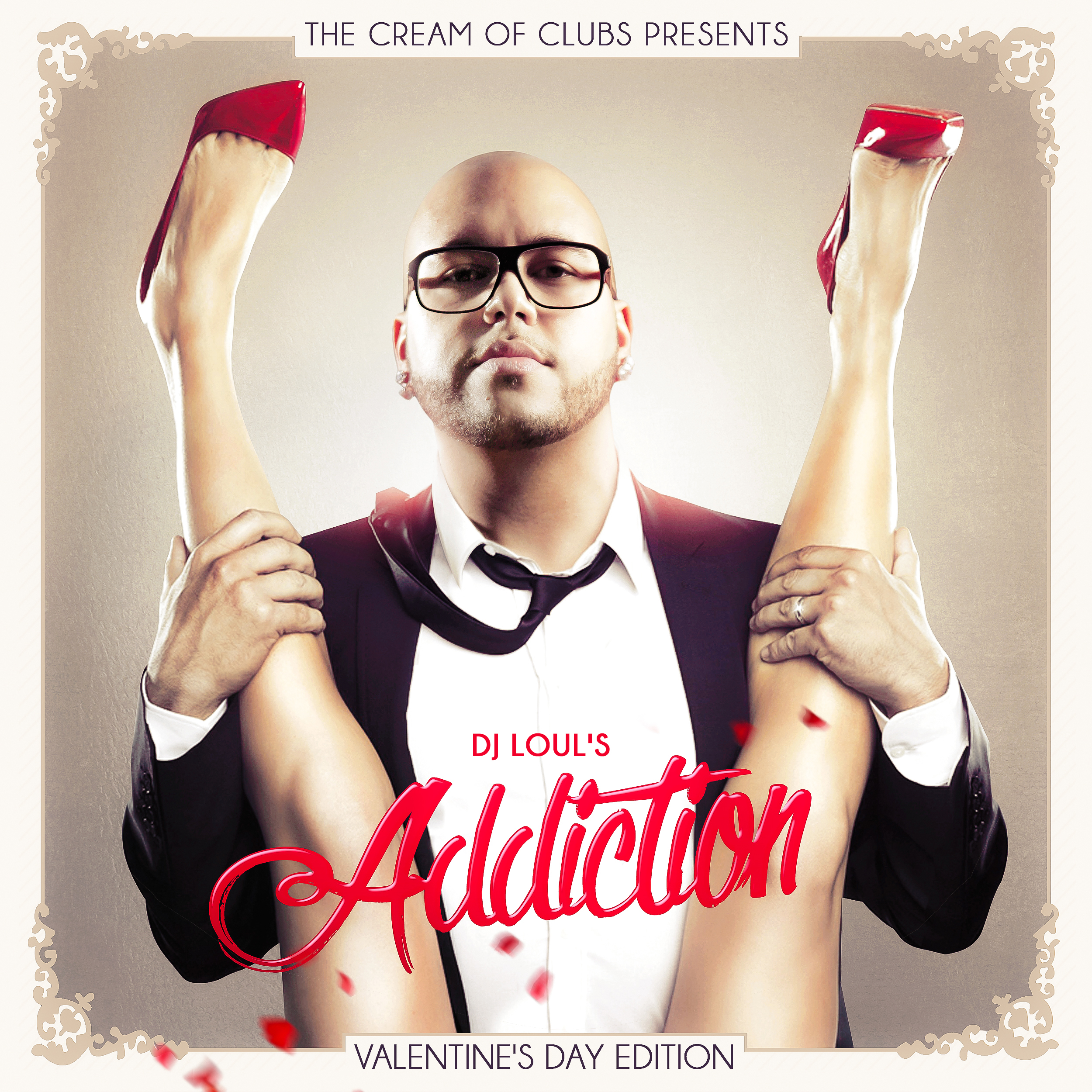 Addiction cover (Valentine's Day)