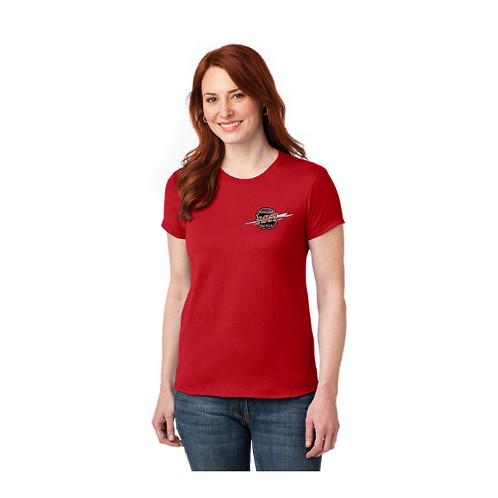 Ladies Performance T Shirt, Short Sleeve