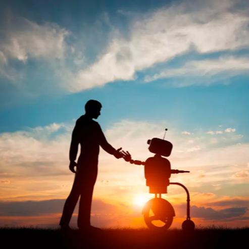 Robot vs mens: wie heeft de toekomst?