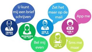 Generatieverschillen op de werkvloer door Aart Bontekoning - 27 februari 2020