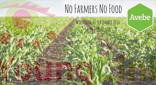 No Farmers No Food 2016