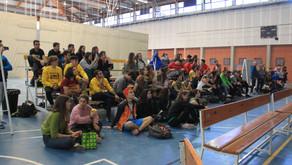Campeonato de España Universitario de Escalada, el próximo día 2 de abril en el Pabellón de la UPV