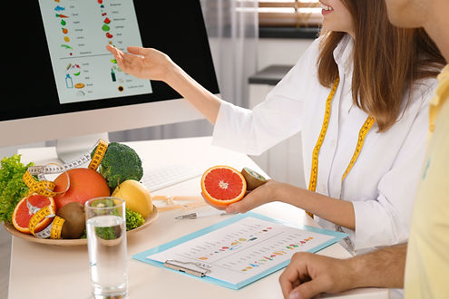 Oncology Nutrition Consultant